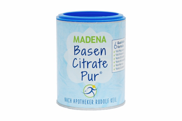 Basen Citrate pur®Pulver